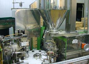 有機溶剤塗料充填加工